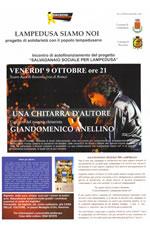 Da Ravenna un progetto di solidarietà per il popolo lampedusano
