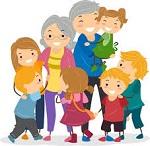 Medesano – Centro Sociale Le Tre Torri: gli scolari in festa con i nonni