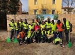 Modena più bella e pulita: in prima linea i volontari ANCeSCAO del Quartiere S.Agnese – S.Damaso