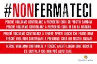"""Terzo Settore, il Forum continua la campagna #Nonfermateci """"C'è un'Italia che non può fare a meno di noi"""""""