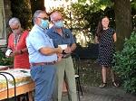 Parma: Donazione Centro Sociale Coruzzi di Felino
