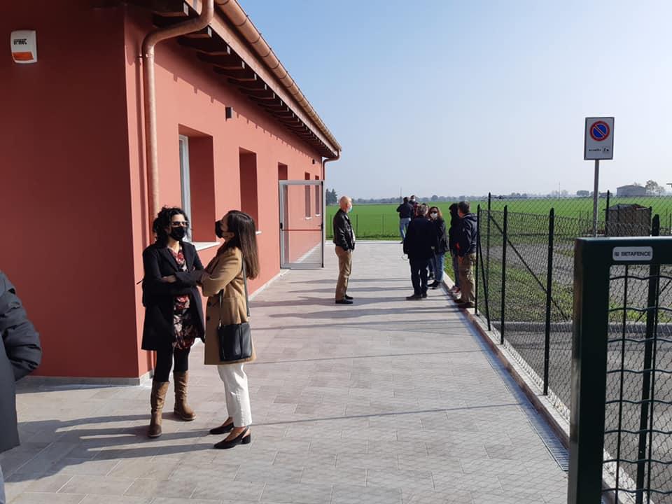 Inaugurato il nuovo Centro Ancescao il Casale APS a Felino (PR)