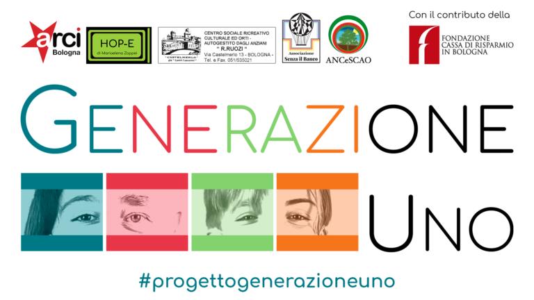 """A Bologna il progetto """"Generazione Uno"""" per costruire comunità"""