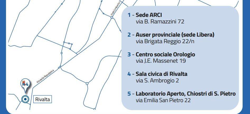 Reggio Emilia, Spid più facile per tutti: dove avere assistenza